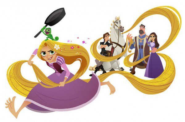Zachary Levi Talks About Upcoming Tangled Series