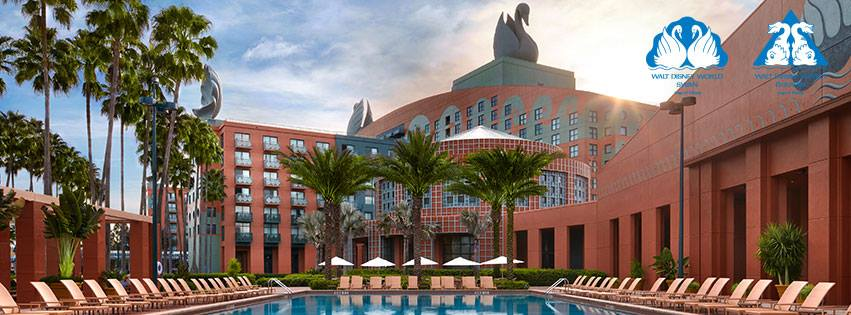 Special offer to experience Disney this summer from the Walt Disney World Swan and Dolphin Hotel