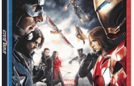Captain America: Civil War Coming to DVD and Blu-ray on Sept. 13