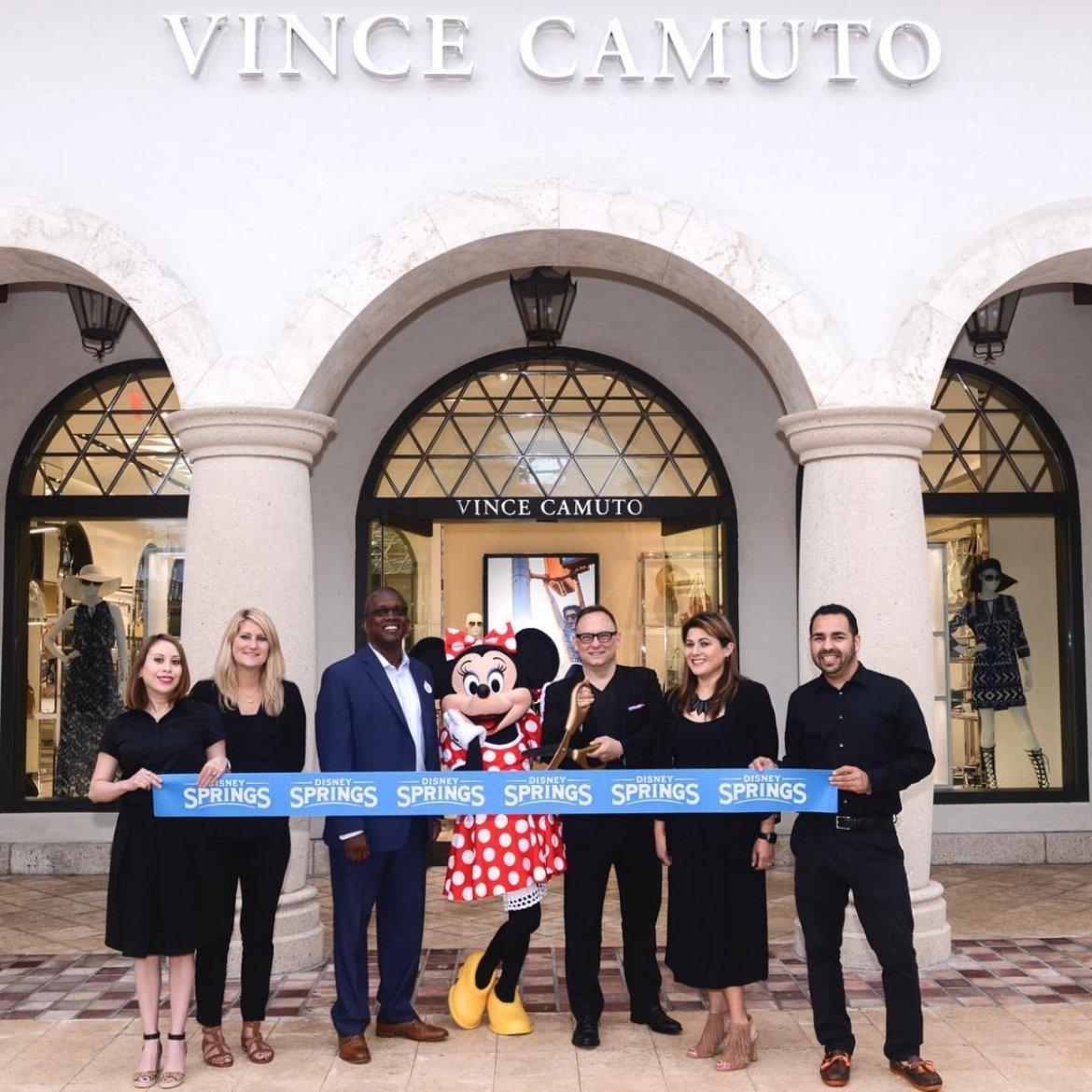 Vince Camuto is Now Open at Disney Springs