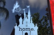 Disney is My Home Castle With Tink Decal