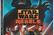 Star Wars Rebels: Season 2 on Blu-ray and DVD August 30