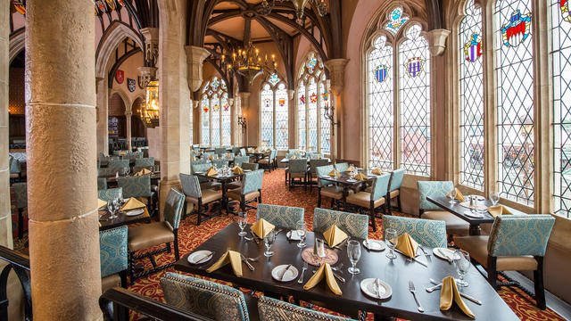 New Details Have Been Announced on 2017 Disney Dining Plans