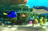 Finding Dory and The BFG Box Office Numbers, Dory Still Number One