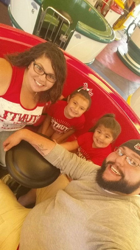 Family on way to Disney hit by suspected drunk driver
