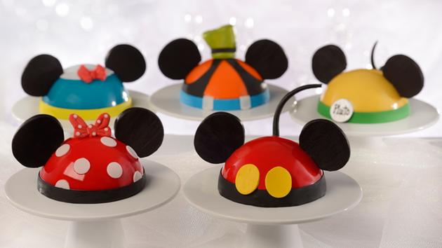 Disney Springs is like an amusement park of food!