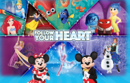 Disney On Ice Presents Follow Your Heart Tour