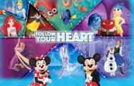 Disney On Ice Presents Follow Your Heart Tour