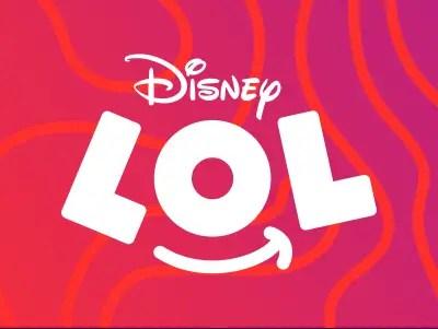 """Disney Launches New """"Disney LOL"""" Social Content App"""