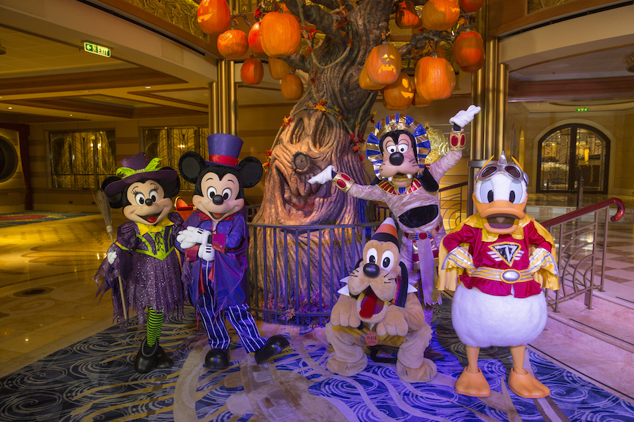 Don't Miss out on These Fun experiences at Halloween on the High Seas with Disney Cruise Line