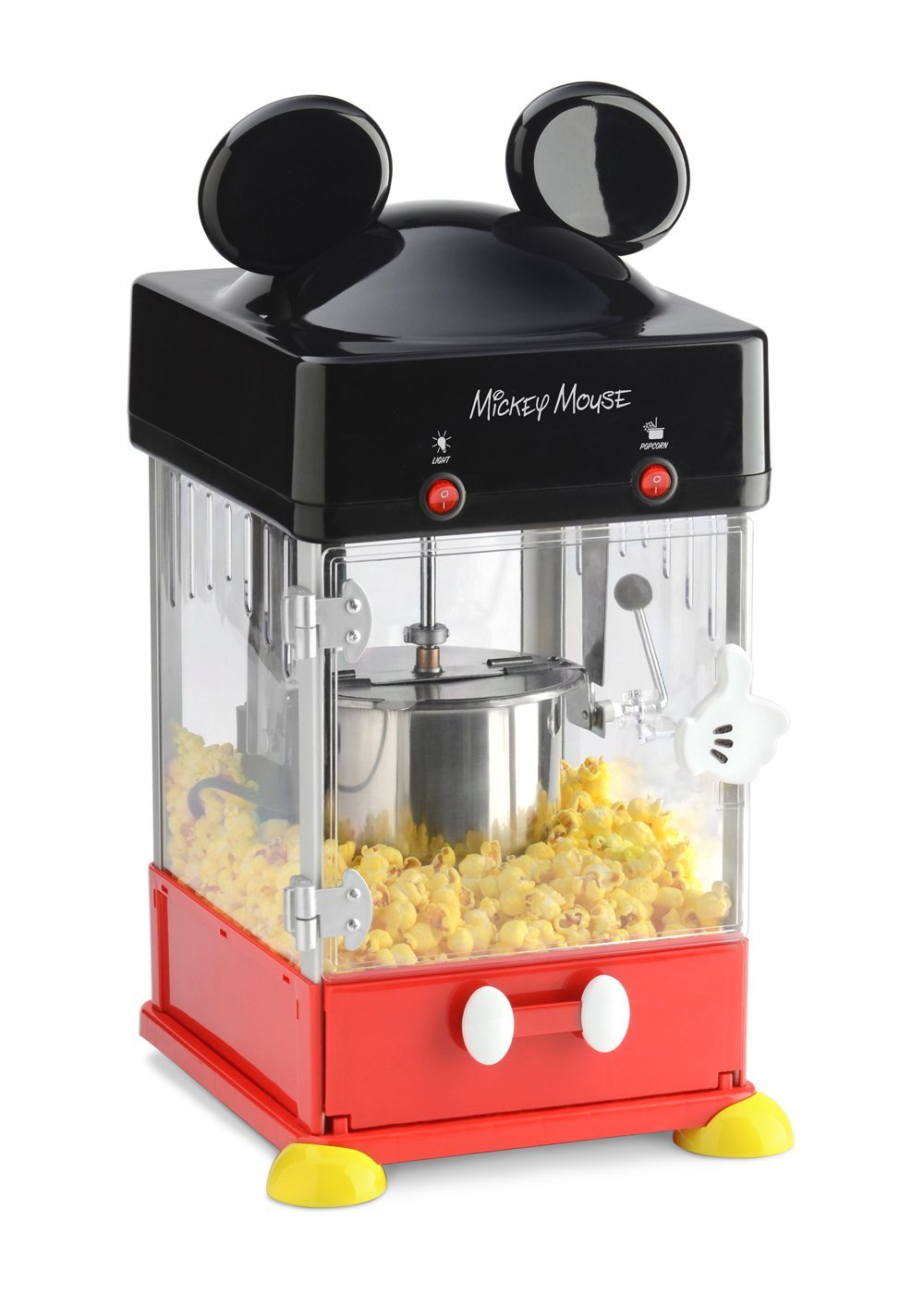 Pop Up Some Fun with the Mickey Popcorn Maker