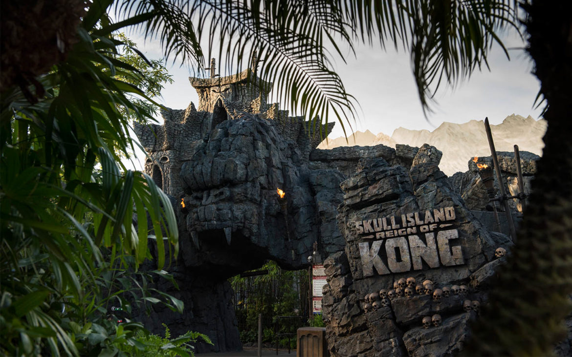 Skull Island: Reign of Kong is now open at Universal's Islands of Adventure