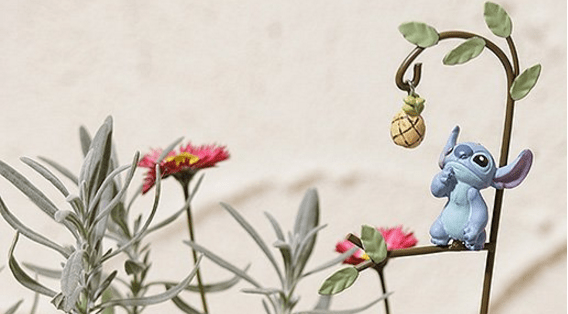 This Stitch Garden Post is So Sweet!