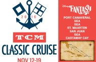 Special Guest Stars announced for Disney Cruise Line TCM Classic Cruise