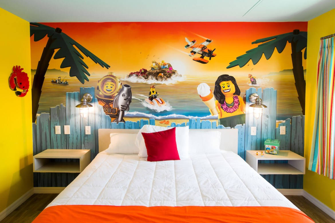 LEGOLAND Florida Resort Offers Sneak Peek of Beach-Themed Vacation Bungalows