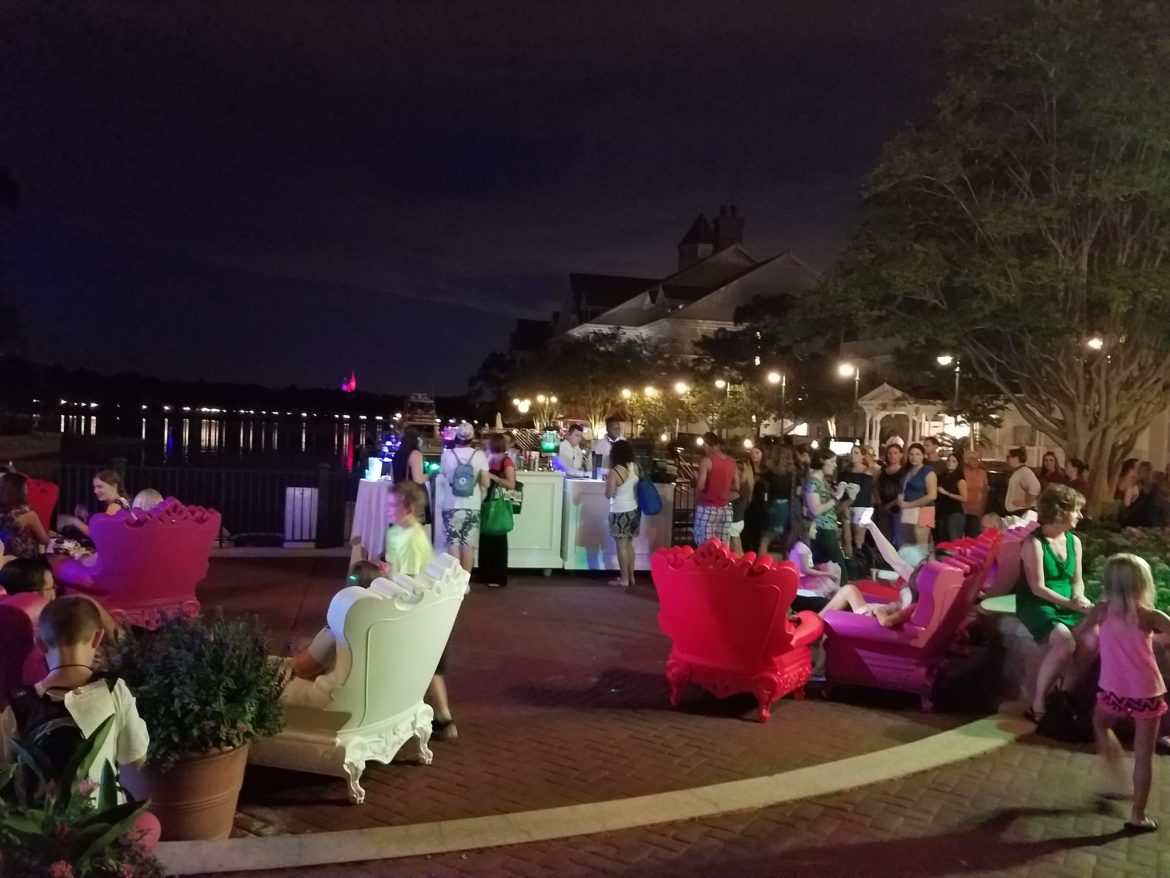 "The ""Gone Mad Party"" Is Returning To The Grand Floridian This June"