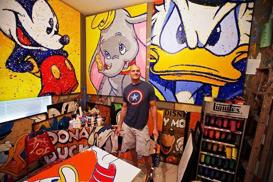 Art in August to Begin at Disney Springs