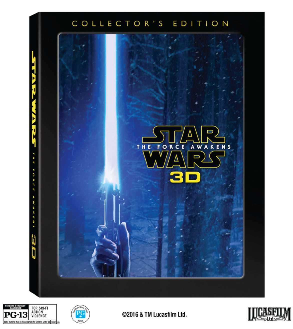 """*UPDATE: """"Star Wars: The Force Awakens"""" 3D Collector's Edition is coming this November"""