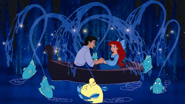 "Disney's Live Action ""Little Mermaid"" In The Works"