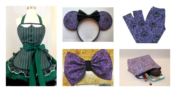 Spooktacular Top 5 Haunted Mansion Favorites on Etsy