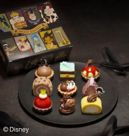 Check out these delicious Disney Villain Halloween treats!