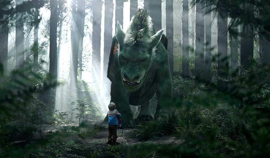 "Disney's ""Pete's Dragon"" Struggles At The Box Office"
