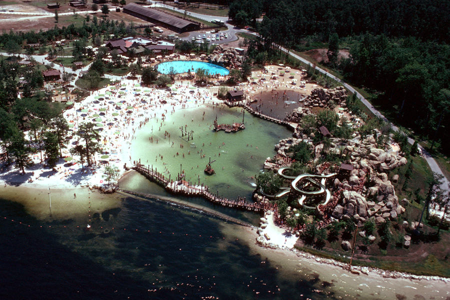 Walt Disney World will be filling long forgotten River Country pool.