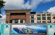 Building Facades Disappearing From Hollywood Studios Streets of America