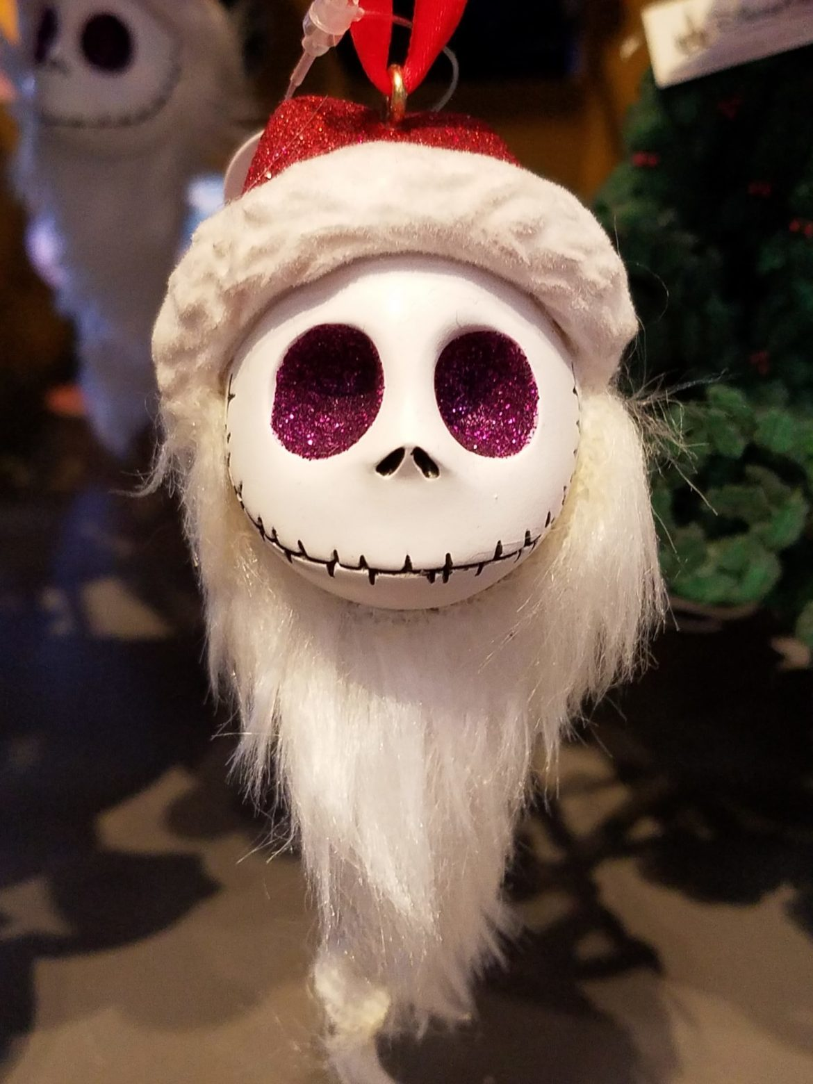Decorate For Halloween With These Fun Nightmare Before Christmas Ornaments