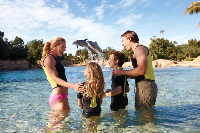 Discovery Cove tickets