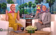 Princess Anna meets Dory on the Ellen Show!