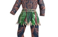 Disney's in hot water with new Maui costume from Moana