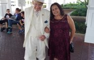 Richard Gerth Disney's Grand Floridian Greeter passed away