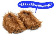 Think Geek Star Wars Chewbacca Slippers With Sound!
