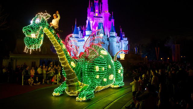 The Time has come to bid the Main Street Electrical Parade Farewell