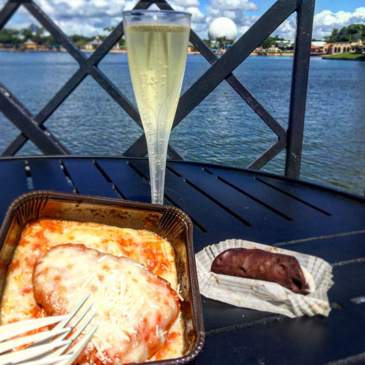 Sip and Stroll through Italy: Food and Wine Fest EXCLUSIVES Plus a Via Napoli Pizza Recipe!