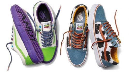 New Toy Story Inspired Vans Pictures and Release Date!