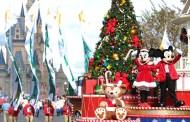 Holiday Specials being Filmed at Disney Parks