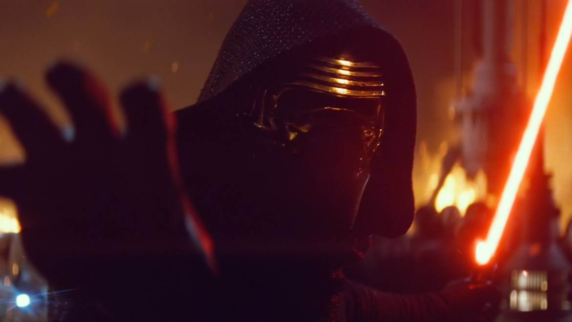 Kylo Ren to Leave Disneyland's Star Wars Launch Bay on October 13th.