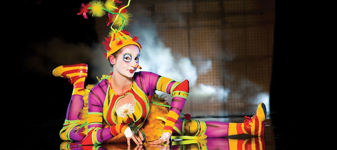 Florida's First responders can save on La Nouba by Cirque du Soleil Tickets