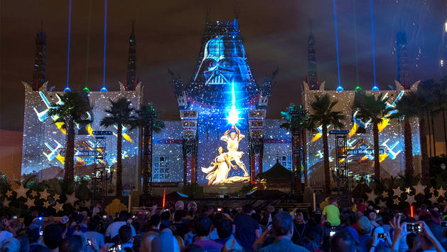 Star Wars: A Galactic Spectacular Extended Through November 12th