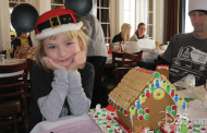 Exclusive Gingerbread House Workshop for D23 Members at Disneyland Resort