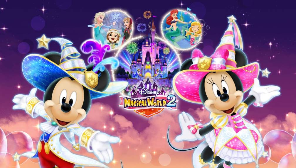 New Disney Magical World 2 Available Now on the Nintendo 3DS