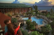 New Pool and Restaurant Coming Soon to Disney's Wilderness Lodge