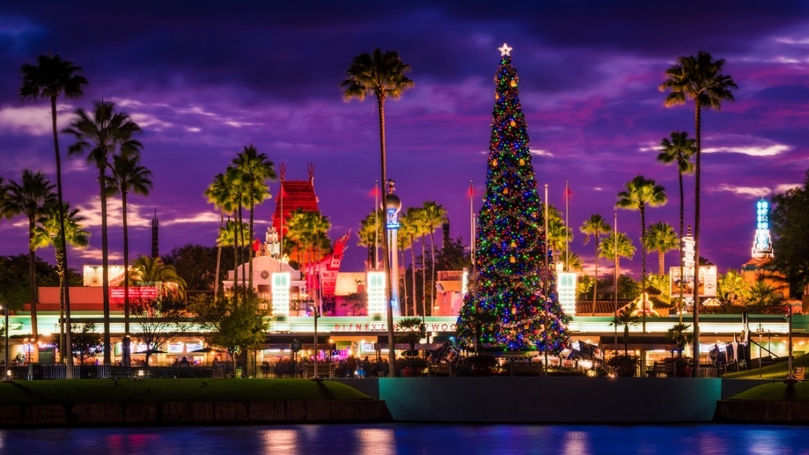 5 Festive ways to get into the Holiday Spirit at Hollywood Studios