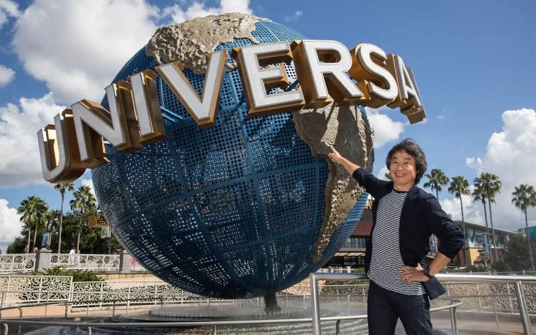 New Details Released on Partnership between Nintendo and Universal Studios