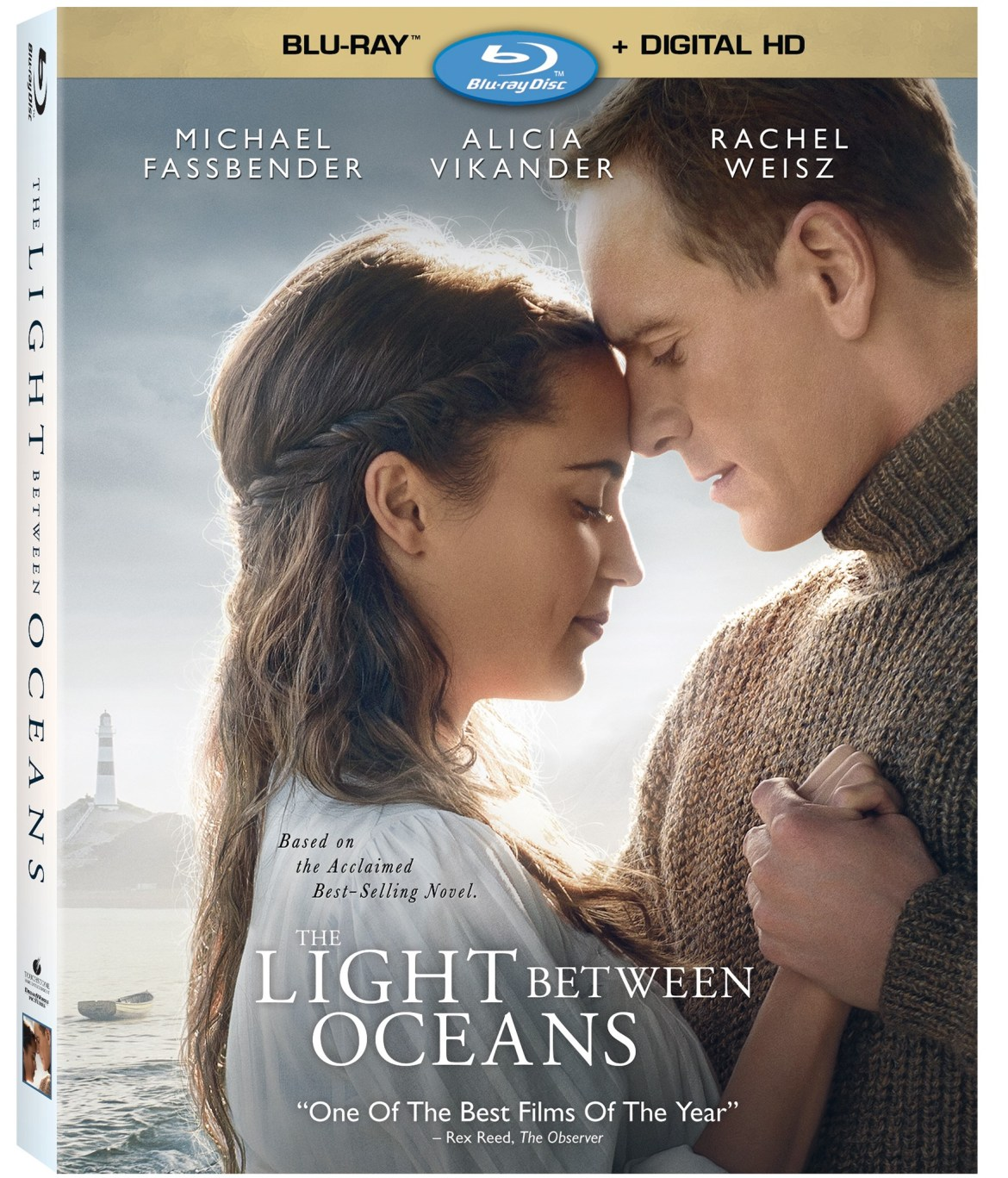 """Disney/Dreamworks Pictures' """"The Light Between Oceans"""" On Digital HD Blu-ray, DVD And On-Demand Jan 24th"""