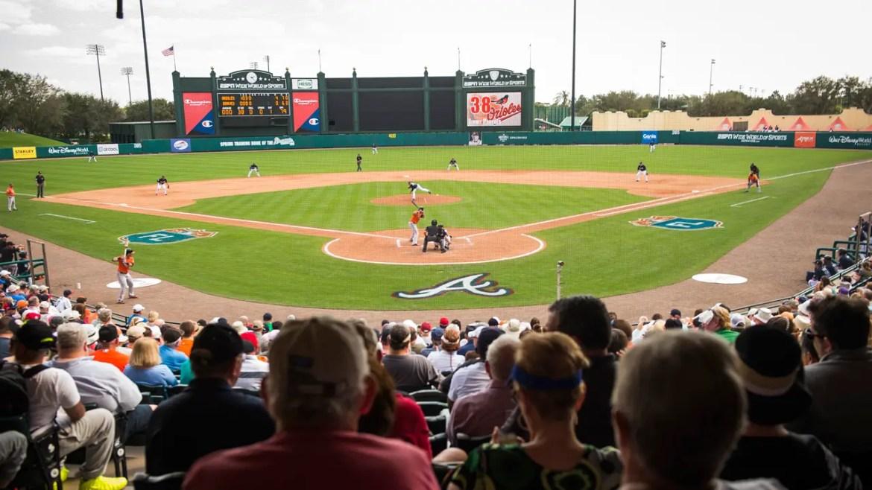 Atlanta Braves Pre-Season Spring Training Schedule Announced