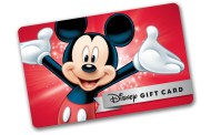 New Disney Gift Card eGift now Available to Send via Email
