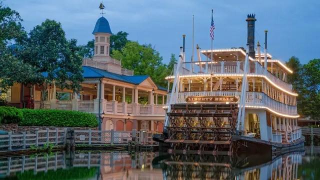Disney World Refurbishments